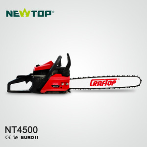 China Factory 4500 Chain saw Cheap Chainsaws Tree Cutting Machine Price