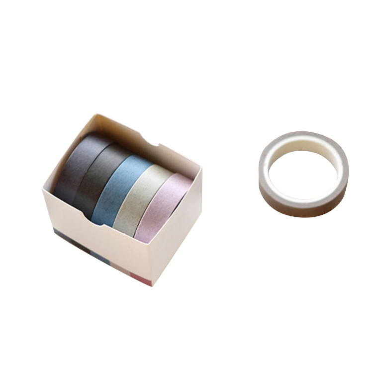 Custom Design Printed Waterproof Masking Washi Paper Tape