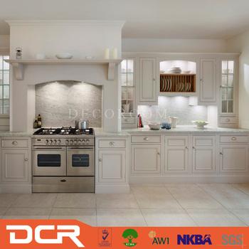 Zebra Wood Kitchen Cabinet Design Aluminum Frame Gl Door Furniture Sets