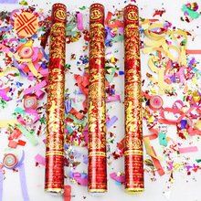 confetti party popper christmas and party decoration color paper confetti party popper