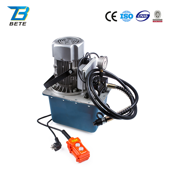 Low Pressure and High Pressure Electric Fuel <strong>Pump</strong> 700 Bar Hydraulic Power Pack China Factory