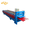 Hot promotion Aluminium Double Layer Tile Roof Panel Roll Forming Machine/tile press
