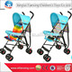 China Manufacturer Wholesale Emulational Lovely Baby Stroller 3 In 1/See Baby Stroller