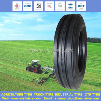 Backhoe Farm Tractor Front Tires 500 15 With F2 Pattern