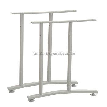 Customize Office Metal Table Leg Knock Down Manufacturer 1211