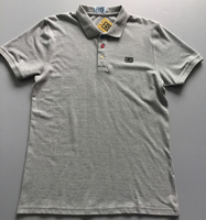 New Design Organic Cotton Oem Printing Brand Logo Polo T-Shirt With Custom Neck Label And Hang Tag