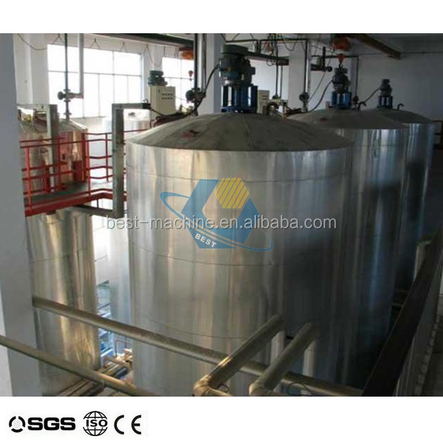 Used cooking oil Bleaching machine for biodiesel production making machine