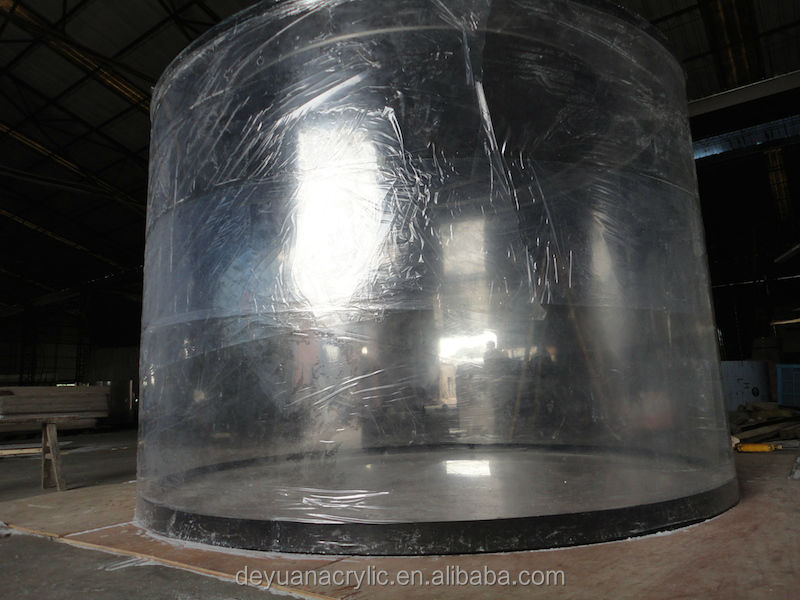 clear large diameter acrylic tube for aquarium project buy large diameter acrylic tube clear. Black Bedroom Furniture Sets. Home Design Ideas