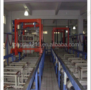 China Electroplating machine/PCB plating equipment VCP line/Barrel Plating  Equipment