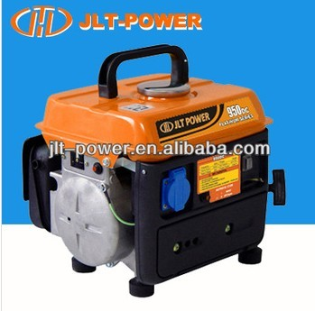 JLT-Power Portable Petrol Generator Copper Winding Petrol Generator