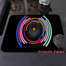 2015 Hot Sales Colorful 2K Speaker Customized Mouse Pad Computer Notebook Laptop Gaming Mouse Mat Pad