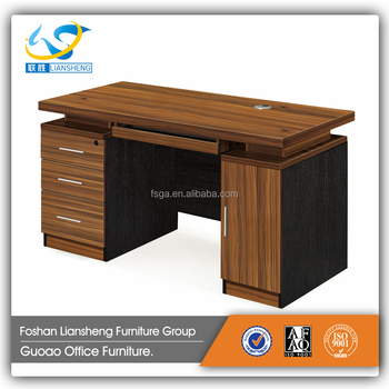 2017 Hot Sale Office Desk Specifications Simple Computer Table Design - Buy  Office Desk Specifications,Simple Computer Table Design Product on ...