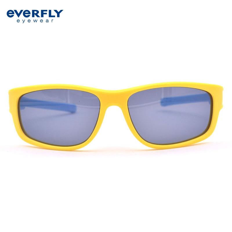 Wholesale Customized Good Quality Fashion Tr Kids Sport Sunglasses