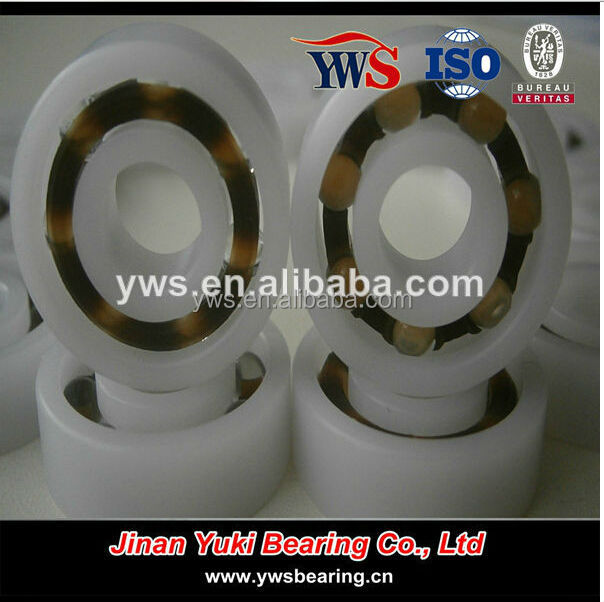 Deep Groove Ball Bearing Pom Plastic Bearing 6005 6205 6305 6405 ...