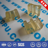 Transparent PVC Flexible Fitting Cable Clip
