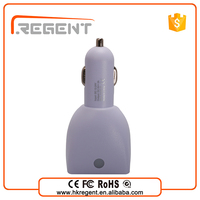 Wholesale REGENT universal dual car charger multiple mobile phone ...