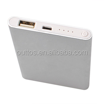 Aluminium Portable Power Bank 22400mAh