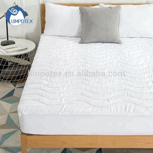 High quality customized soft pad polyester fiber bed mattress