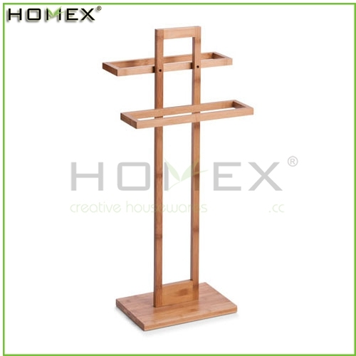 Bamboo towel rail bamboo ladder towel rack Homex BSCI Factory. bamboo ladder towel Source quality bamboo ladder towel from Global