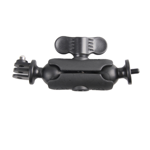 Wholesale sport camera plastic fixation hot shoe mount adapter