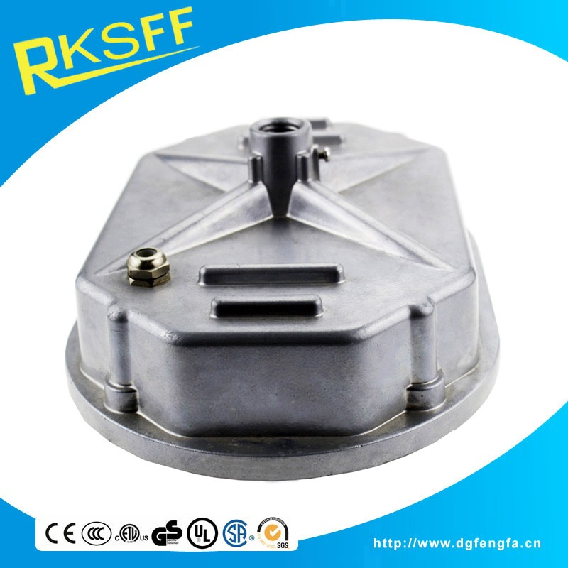 Die casting aluminium alloy mining light shell with good pcrice