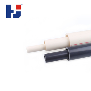 HJ supplier 8 10 12 14 15 16 18 20 inch diameter pvc irrigation drain pipe