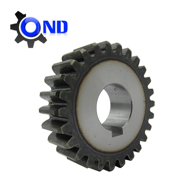 Zahnrad Mold1 Modul1 Zähnezahl 28 Material C45 ETZR-M1-28