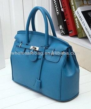 89ff1ba93f 2014 Factory Supply Trend Designer Lichee Leather Replica Brand Handbag  Tote Bag For Ladies Women Girl