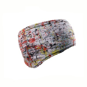 Unisex High Quality Quick-Dry Digital Camo Running Sports Headband