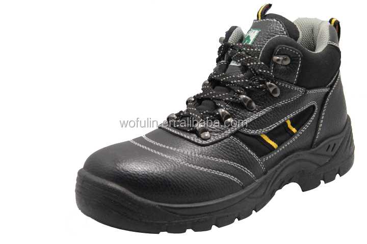 Industrial Safety Shoes/steel Toe Safety Shoes/woodland Safety ...