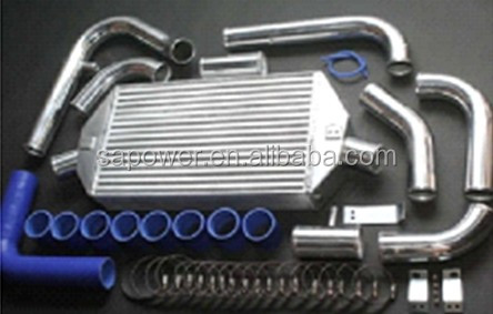 ALUMINUM TURBO INTERCOOLER PIPING Kits /Intercooler piping kit for TOYOTA CELICA GT4 ST205 TURBO