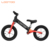 High quality CE aluminum frame 2 wheels training running child push bike without pedals