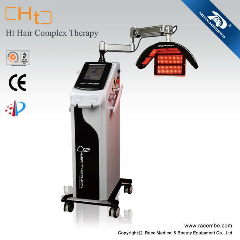 Pioneering help Hair Regrowth Machine Ht (18 years manufacturer experience , CE Certificate)