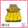 GSV certification Custom made Promotional Logo Printed smile face anti stress ball