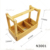 New product popular bamboo portable tool box