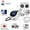 Laser clinic use Portable Q switch ND yag laser / nd:yag laser tatoo removal machine for spot removal