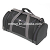 Fashion 19'' - 22'' foldable travel bag with 2 front pockets for folding up