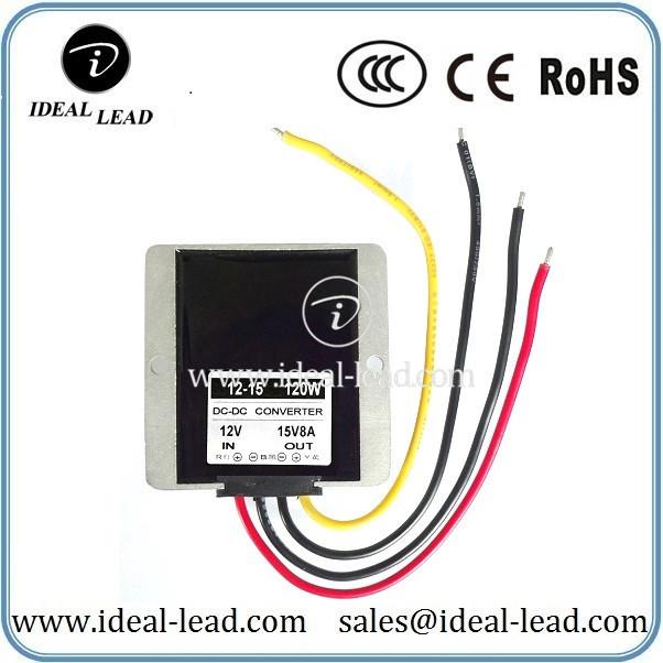 12Vdc to 15Vdc 8A converter_3
