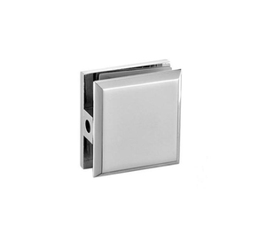 Zinc Alloy Square Wall Mount Movable Transom Clamp