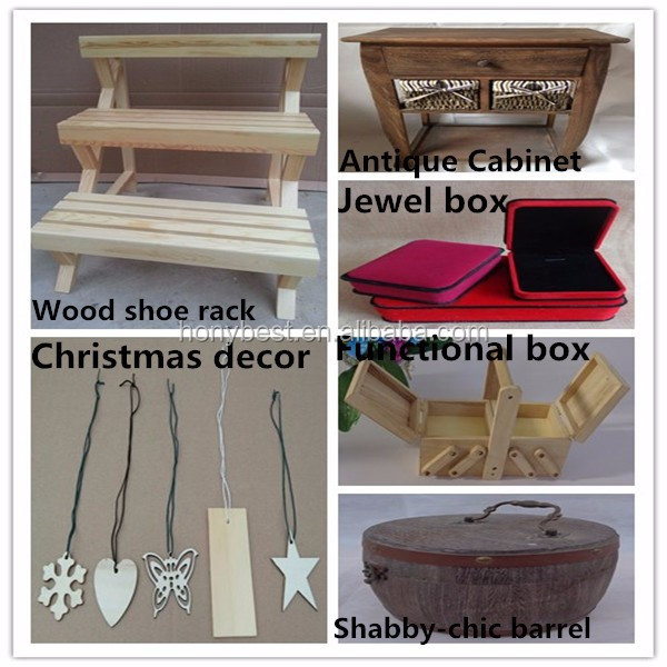 Unique Custom Hoop and Size Wooden Empty Barrel Wholesale Price