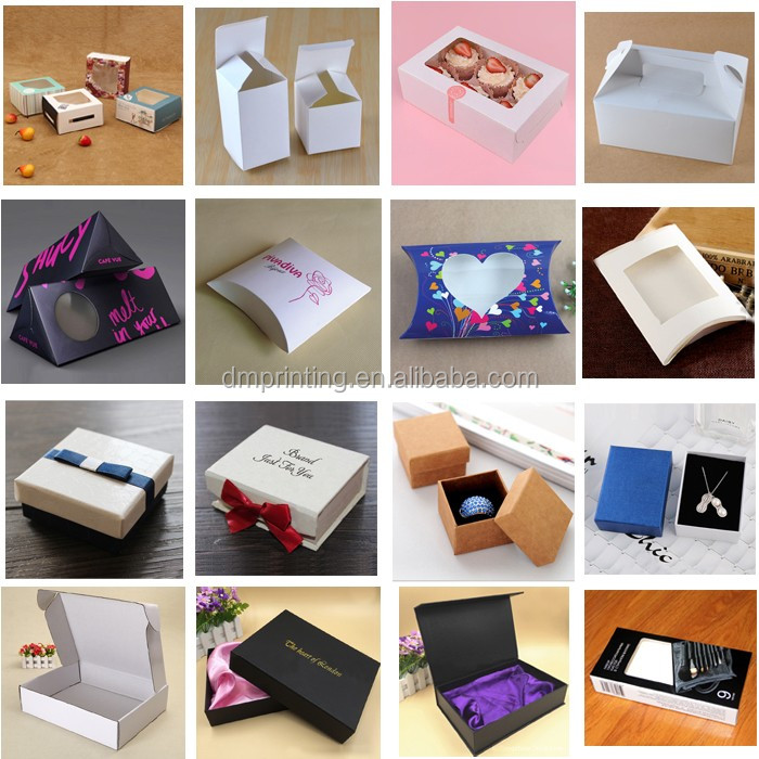 Wholesale custom  free design pen  perfume packaging box with sponge insert