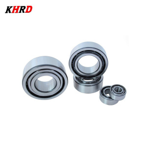 4308 bearing Lubricated Smooth Angular Contact Ball Bearing 40*90*33mm