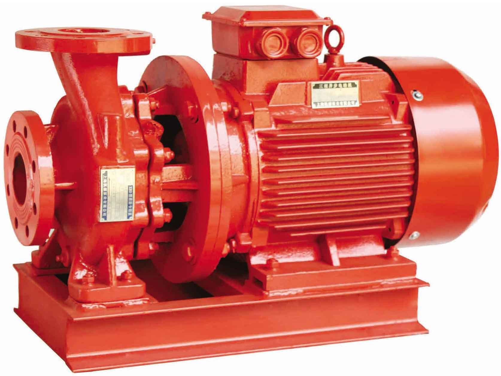 Fire Fighting Water Pump-- cast iron hand pumps