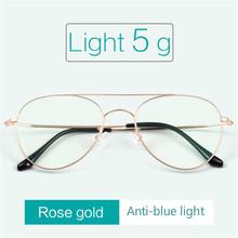 MORAKOT анти-голубые лучи очки рама из чистого титана для женщин мужчин ультралегкие Модные оптические очки Рамка прозрачный компьютер F001821(Китай)