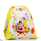 AIOIAI Pop Up Kids Play Tent House Baby Mosquito Net Tent Children Ball Pit Tent