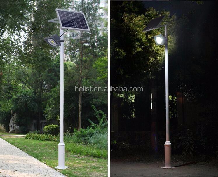 2016 New Design Oem Factory 6w 12w 20w High Mast Lamp Solar Led ...