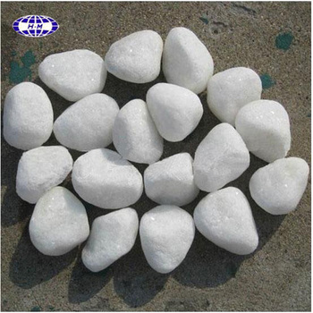 Merveilleux Garden Landscaping White Pebble Stone For Sale   Buy Garden Stones,White  Round Pebble Stone,Outdoor Stone Decoration Product On Alibaba.com