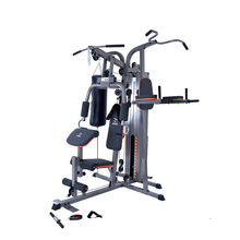 <span class=keywords><strong>JunXia</strong></span> Sterkte Apparatuur 3 Station Multi Home Gym