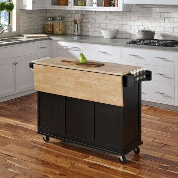 Best Ing Mobile Kitchen Cabinet Cart With Three Storage Drawers