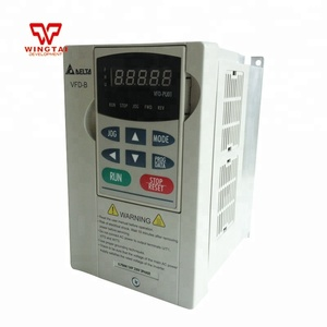 3 Phase Inverter Delta AC Motor Variable Frequency Drive VFD007B23A